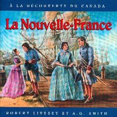 Meet some of the brave men and women who first settled the New World and helped found the colony of New France - Cartier, Marie La Tour, La Salle and Madeleine de Verchï¿ Best History Books, Discover Canada, France 2, Canadian History, Book Projects, Secondary School, Canada Travel, Canada Trip, Hands On Activities