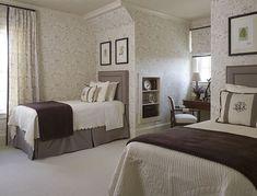 Modern Guest Room Bedding Ideas Wallpaper