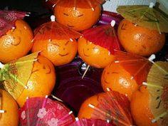 mandarijn chinezen traktatie