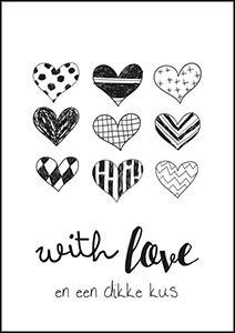 Love & hug Quotes : Kaart With love Doodle Drawings, Doodle Art, Round Robin, Hug Quotes, Doodle Lettering, Love Hug, Chalkboard Art, Letter Art, Diy Cards