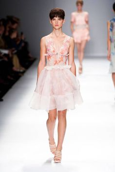 Spring 2013 Trend Report: Structured Skirting (Cacharel)