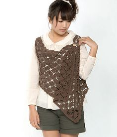 Free Crochet Pattern For Ladies Gilet : 1000+ images about Crochet clothes on Pinterest Crochet ...