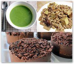 menu vegetalien vegan Blog Vegan, Cereal, Gluten, Pudding, Breakfast, Desserts, Food, Vegetarian Cooking, Friday