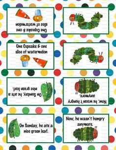 Very Hungry Caterpillar Birthday Party 35x5 by provagraphicdesigns, $4.50