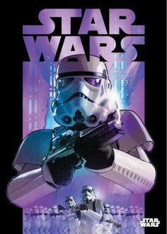 Star Wars Stromtrooper metal poster - PosterPlate posters made out of metal
