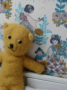 What a love of a cuddly Teddy Bear