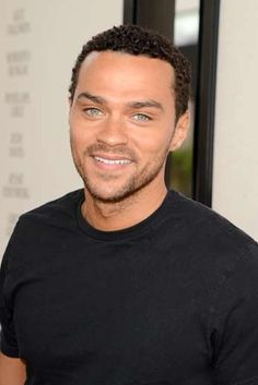 Blue-eyed and light skinned...that's my kinda man!