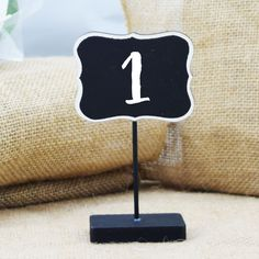 Tabletop Chalkboard Sign | Pinterest | Tabletop, Chalkboards And Wedding  Tables