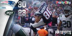 #Patriots win!