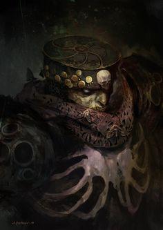 Death Knight Disciples II fan art by SvetoslavPetrov.deviantart.com on @DeviantArt
