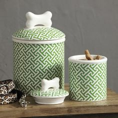 Preston Treat Jars by Ballard Designs