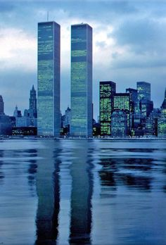 World Trade Center New York, before September 11, 2001. Those who are guilty of what followed would want me to mention their mission and motives.