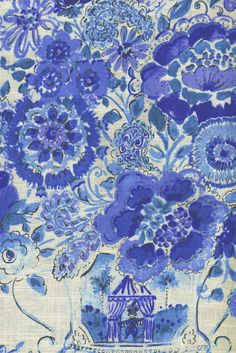 Blissful Bouquet | Blueberry | Repeat 25"