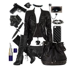"""Untitled #116"" by poison-kisses on Polyvore"