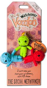 Watchover - VooDoo Dolls - The Social Networker - 43