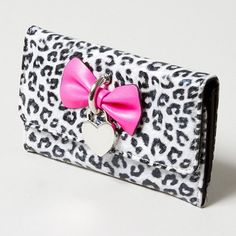 Love Lock Wallet | Claire's