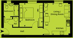 Flat one of our last remaining one bedroom apartments. Best Places In London, Bars And Clubs, One Bedroom Apartment, Apartments, Broadway, Flat, Bass, Dancing Girls, Flat Shoes