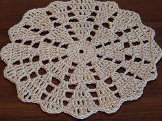 Easy Crochet Doily Patterns For Beginners Amazing Crochet Doilies Crochet And Knitting Patterns 2019 Easy Crochet Doily Patterns For Beginners 16 Stunning Crochet Doily Patterns For Beginners Koprufotograflari. Easy Crochet Doily Patterns For Beginner. Free Crochet Doily Patterns, Crochet Squares, Crochet Granny, Filet Crochet, Crochet Motif, Granny Squares, Knitting Patterns, Knitting Tutorials, Crochet Chart