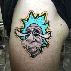 Search inspiration for a Blackwork tattoo. M Tattoos, Tattoos For Guys, Cool Tattoos, Colored Tattoo Design, Watercolour Tattoo Men, Psychedelic Tattoos, Graffiti Tattoo, Black White Tattoos, Alien Tattoo