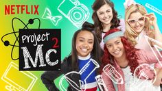 """Check out """"Project Mc²"""" on Netflix"""