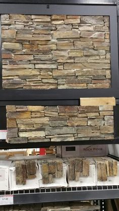 Yukon Stack Slate Panel Ledger in 2019 Rustic Style