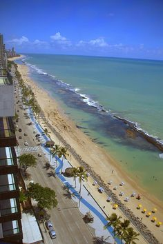Recife, Pernambuco - the city I was born Northeast Brasil