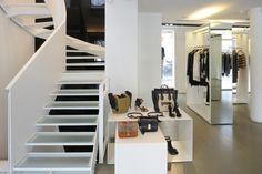 Joseph store at St Germain by Raëd Abillama Architects, Paris – France » Retail Design Blog