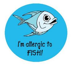 Ashley simmons on pinterest for Allergic reaction to fish