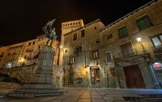 Monument to Juan Bravo – Monumento a Juan Bravo, Segovia (Spain), HDR | Flickr - Photo Sharing!