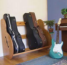 7 Best Rack Images On Pinterest Guitar Storage Guitars
