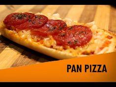 [Comparte y guardarás la receta en tu muro] Videorreceta de panpizza, espero que os guste familia!