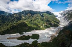 Life's a Fairytale: The Amazing Ever Adventure To The World Heritage Site- Franz Josef Glacier