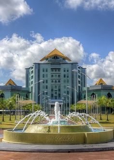 Ministry of Defence Building - Brunei Darussalam