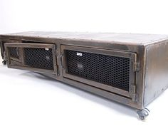 KikeKeller Industrial TV cabinet