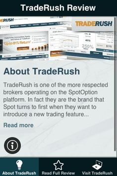 Binary options trading is legal