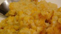 Sweet Corn Pudding Just Like Grandma Makes It!
