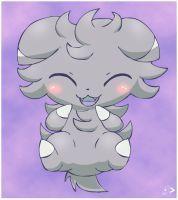 Espurr is cute :3 by pichu90