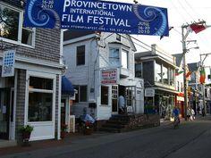 Provincetown, Massachusetts by Jasperdo