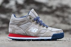 BAIT x G.I. Joe x New Balance 710