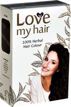 Love My Hair is a genuinely all-natural hair colour product that cares for your hair and the environment. Read one woman's personal account of how it works for her! Bright Red Hair, Red Hair Color, Brown Hair Colors, Dyed Natural Hair, Dyed Hair, Natural Hair Styles, Natural Beauty, Herbal Hair Dye, Herbal Hair Colour