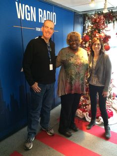 Lisa Gaye Dixon plays the Ghost of Christmas Present in The Goodman Theatre's production of A Christmas Carol. She shares her experiences playing in a classic story. Dixon then reads a beautiful li...