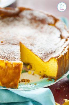 Sernik z dyni idealny   Lawendowy Dom Polish Recipes, Healthy Sweets, Sweet Cakes, Food To Make, Cake Recipes, Food Porn, Good Food, Food And Drink, Tasty