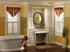 Image result for tuscan style bathroom