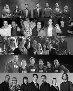 ✯CRIMINAL MINDS✯ the best cast on tv well one of them