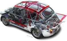 Clásicos: Abarth 1000 TCR Gruppo 2 1970 – Autodato
