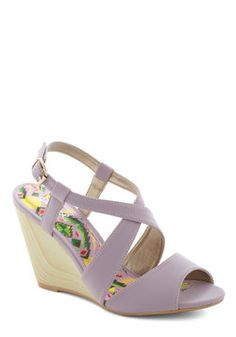 From The Interior Out Sandal, #ModCloth