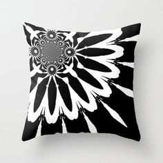 Modern Graphic Design Pillows by Pillow Madness Team on Etsy