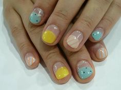 Really cute nails!