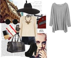 """""""From New York to London"""" by charlie-is on Polyvore"""