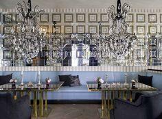 Lorenzo Castillo Interior Design; Fabulous Room Friday 09.28.12 via La Dolce Vita blog